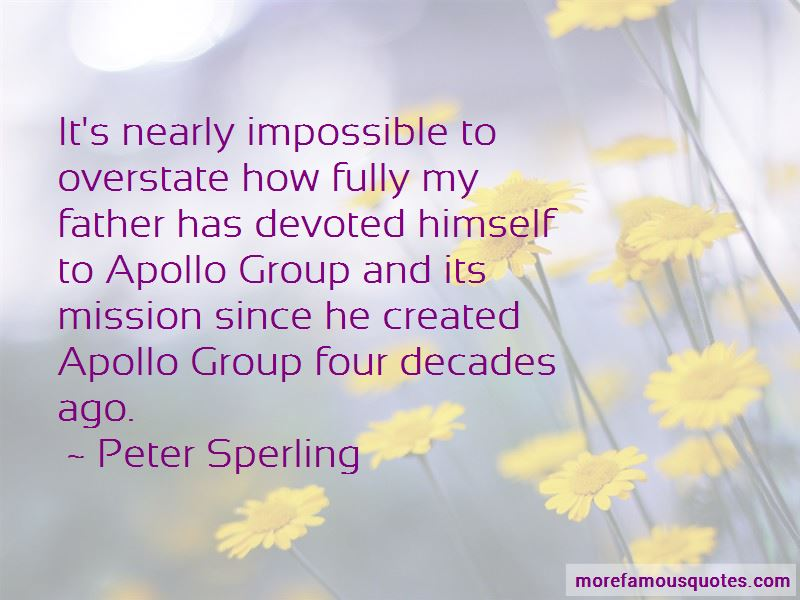 Peter Sperling Quotes Pictures 4