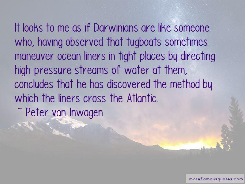 Peter Van Inwagen Quotes Pictures 4