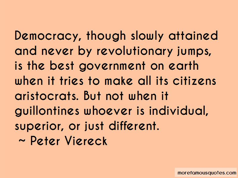Peter Viereck Quotes Pictures 3