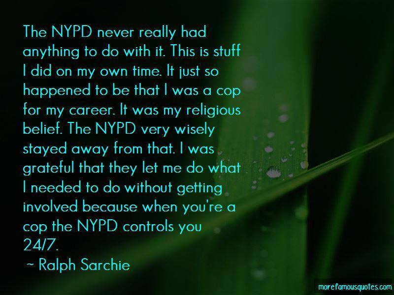 Ralph Sarchie Quotes Pictures 2