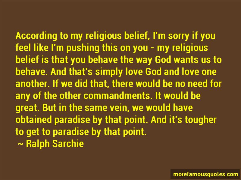 Ralph Sarchie Quotes Pictures 3