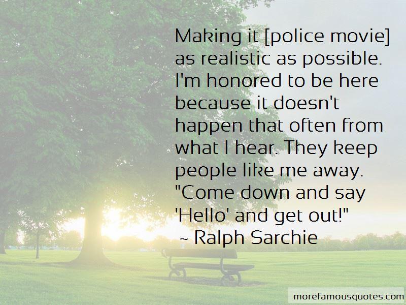 Ralph Sarchie Quotes