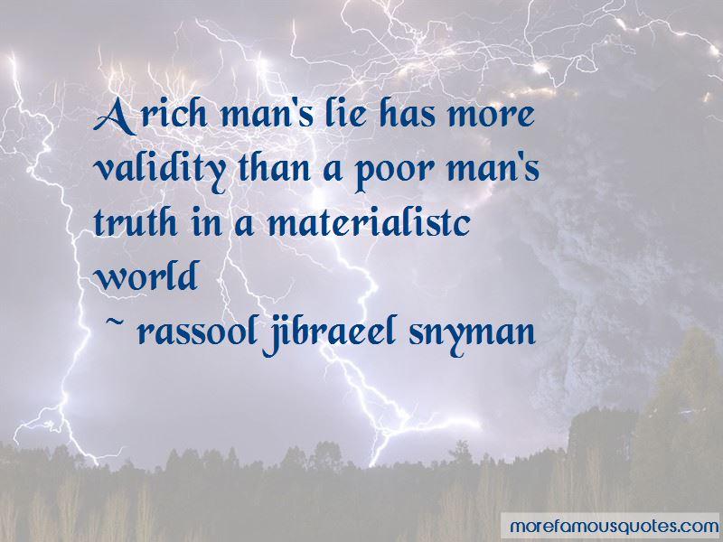 Rassool Jibraeel Snyman Quotes Pictures 3