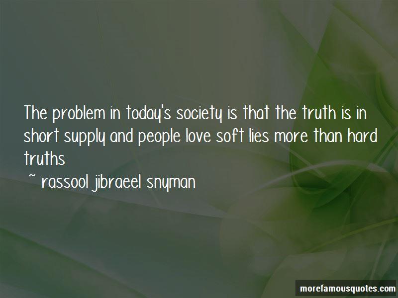 Rassool Jibraeel Snyman Quotes Pictures 4