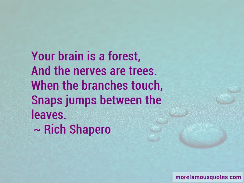 Rich Shapero Quotes Pictures 4