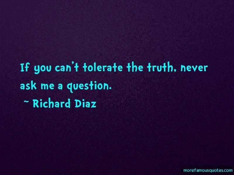 Richard Diaz Quotes Pictures 4