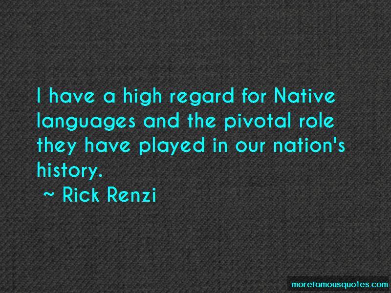 Rick Renzi Quotes Pictures 2