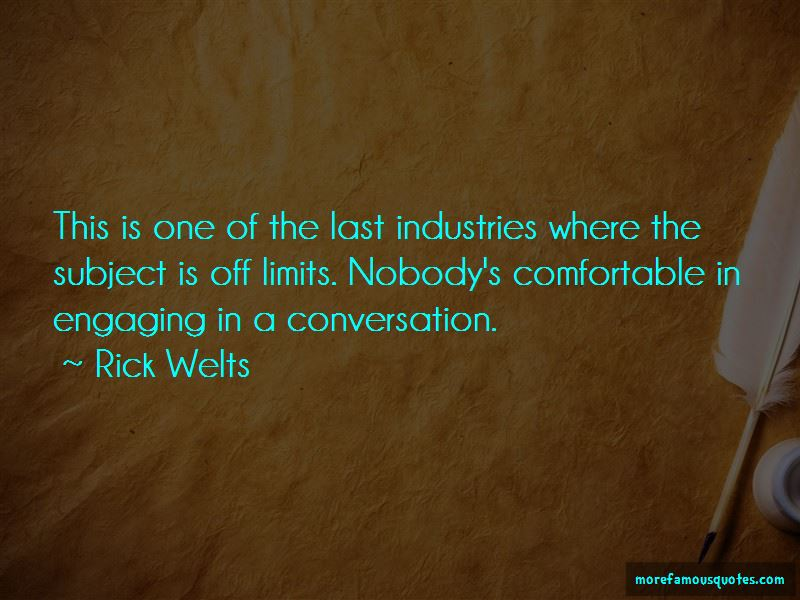 Rick Welts Quotes Pictures 2