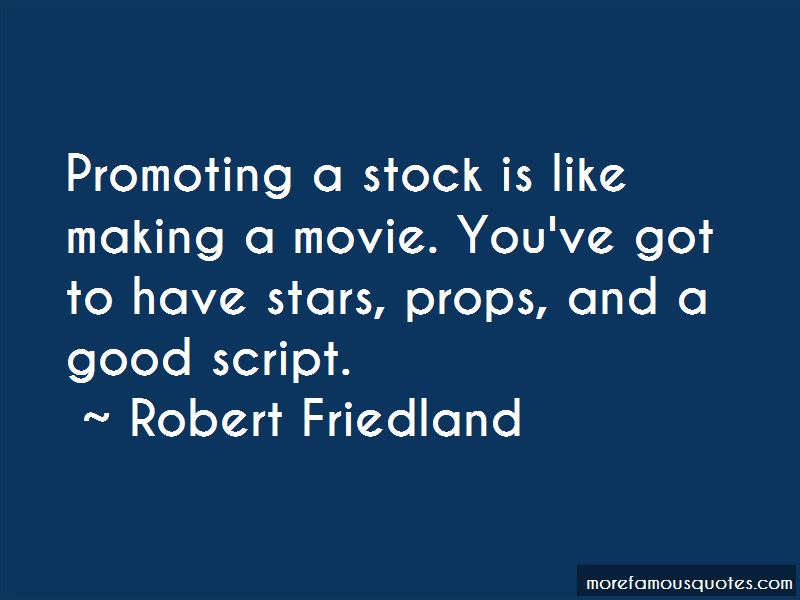 Robert Friedland Quotes Pictures 3