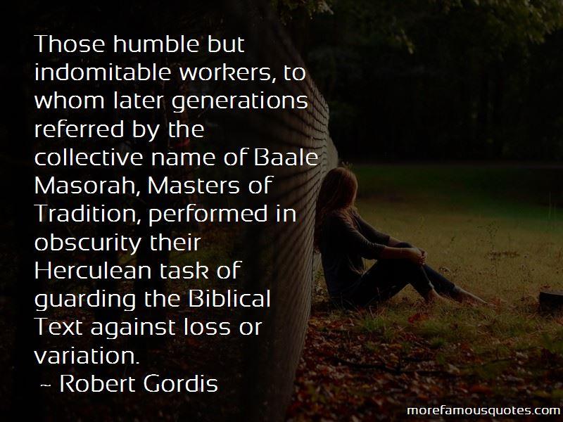 Robert Gordis Quotes Pictures 3