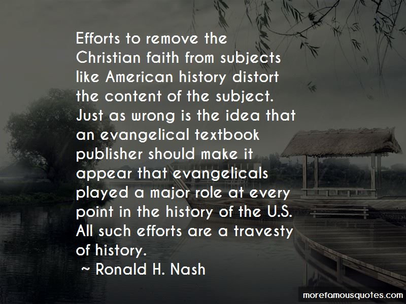 Ronald H. Nash Quotes Pictures 3