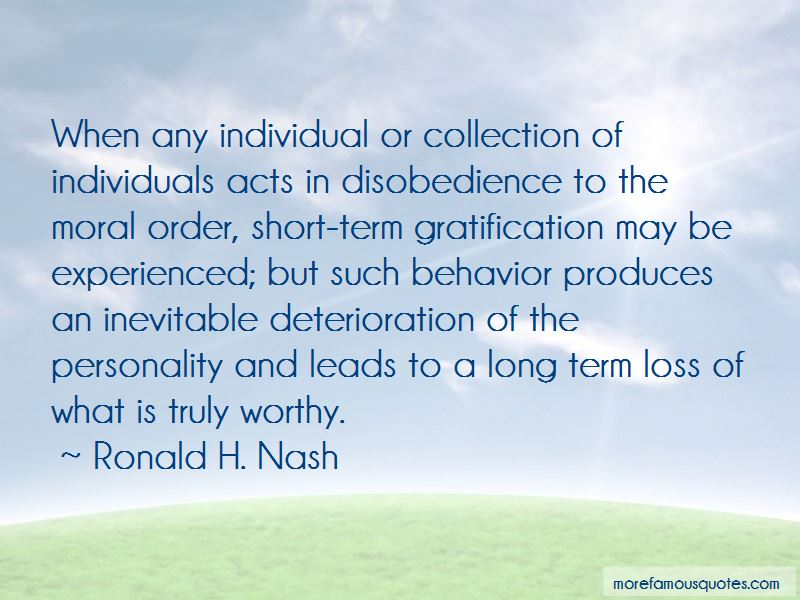 Ronald H. Nash Quotes Pictures 4