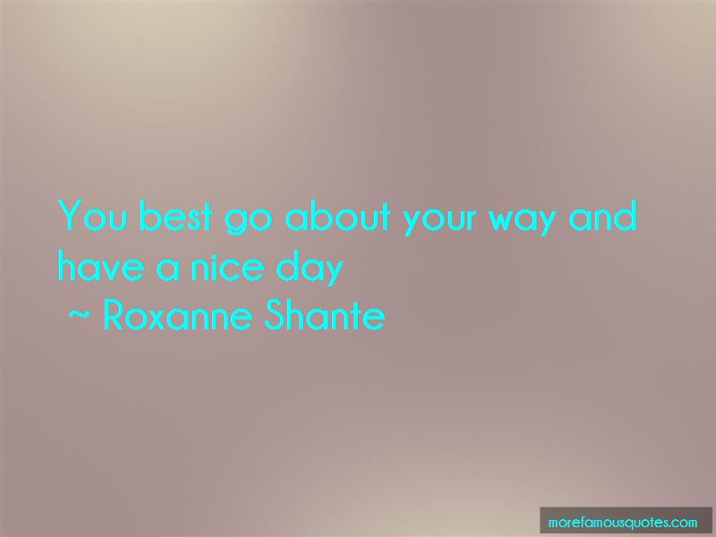 Roxanne Shante Quotes Pictures 4