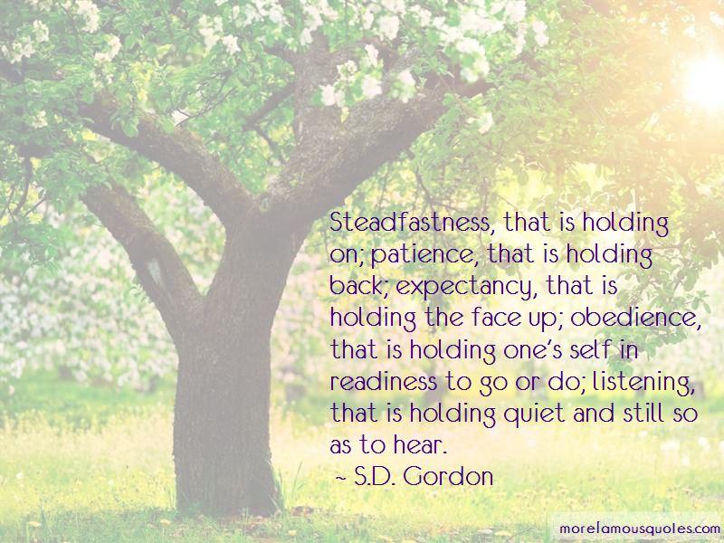 S.D. Gordon Quotes Pictures 4