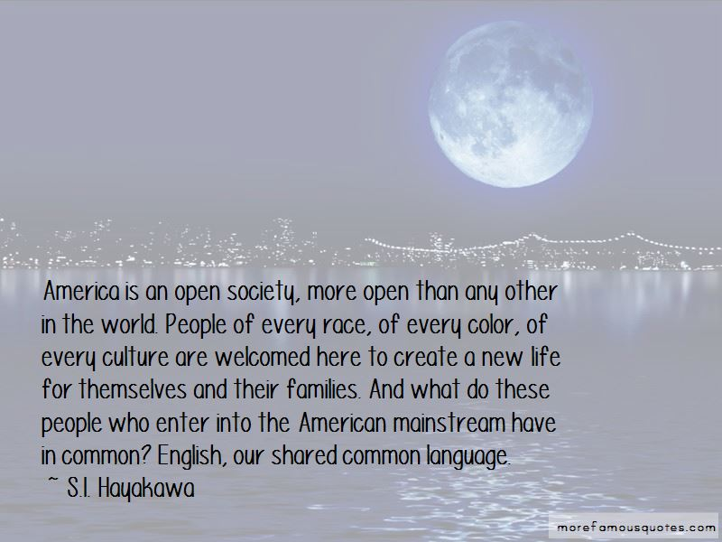 S.I. Hayakawa Quotes