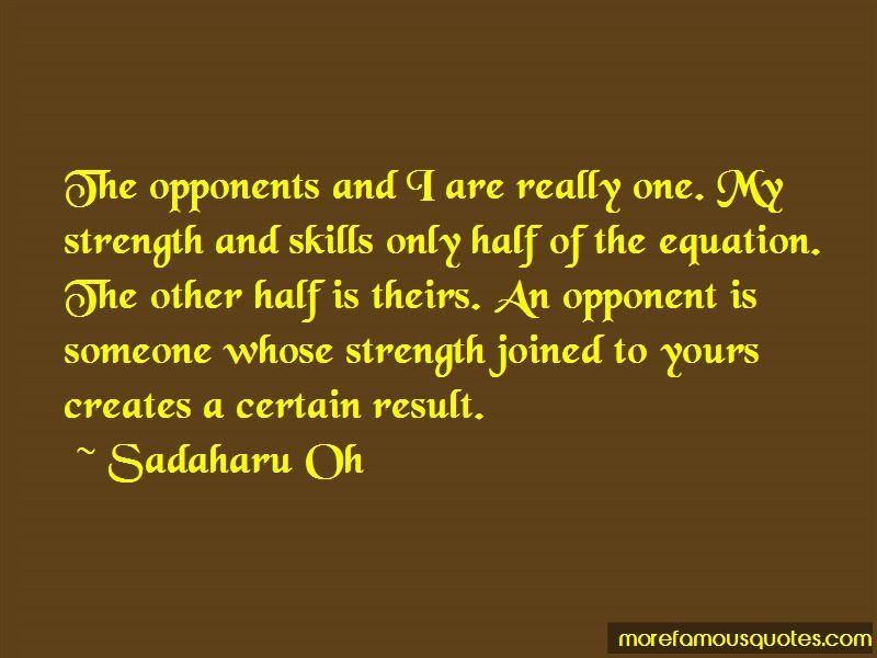Sadaharu Oh Quotes Pictures 4