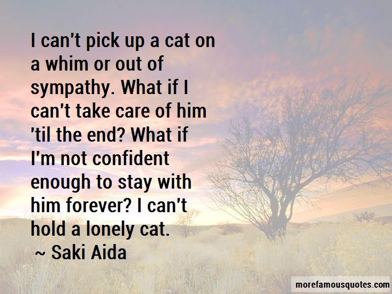Saki Aida Quotes