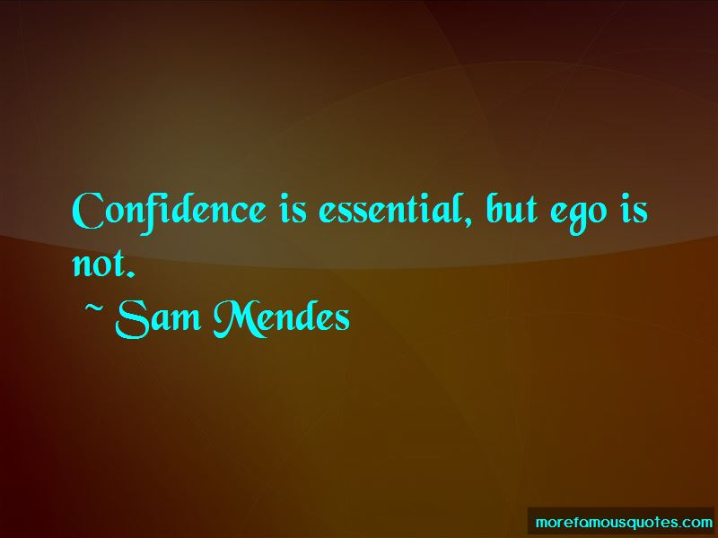 Sam Mendes Quotes Pictures 2