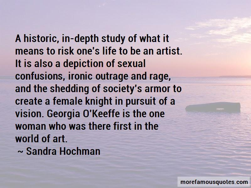Sandra Hochman Quotes