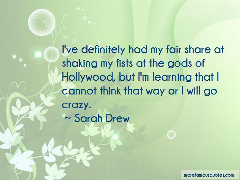 Sarah Drew Quotes Pictures 4