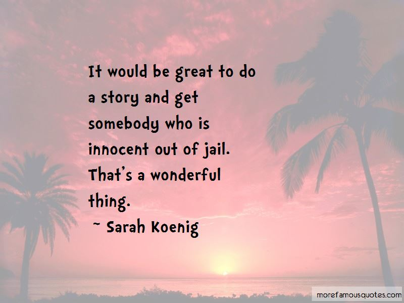 Sarah Koenig Quotes Pictures 2