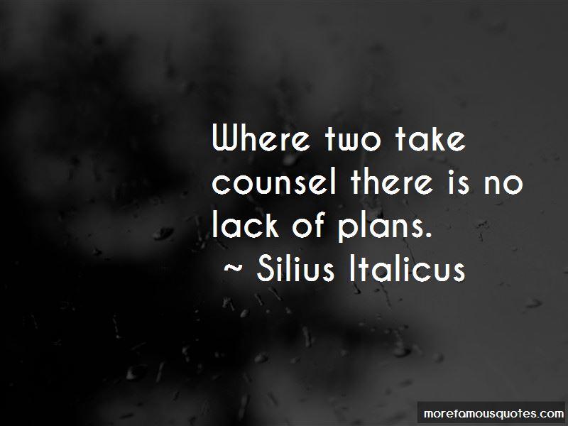 Silius Italicus Quotes Pictures 3