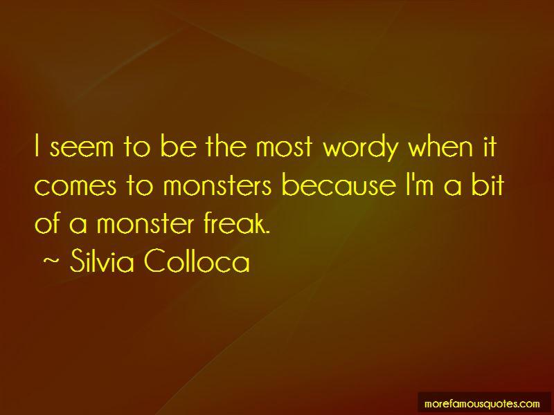 Silvia Colloca Quotes Pictures 4