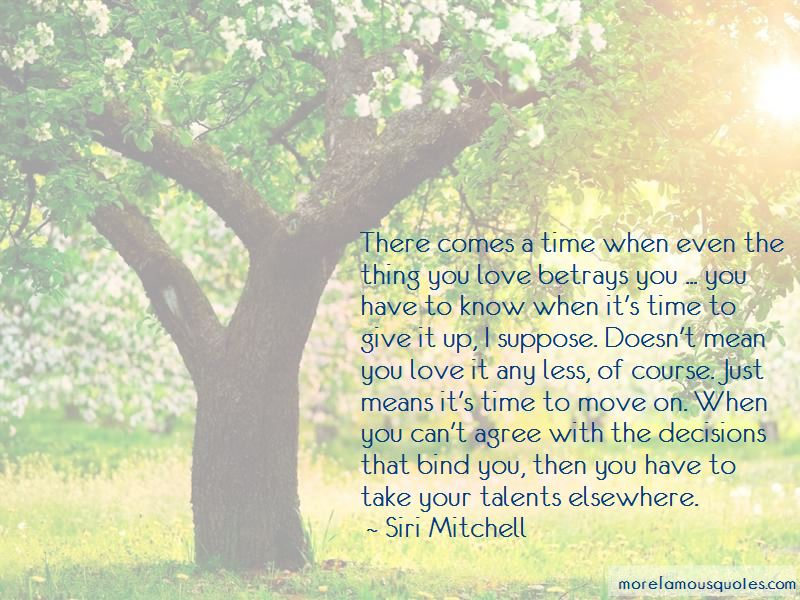 Siri Mitchell Quotes Pictures 2