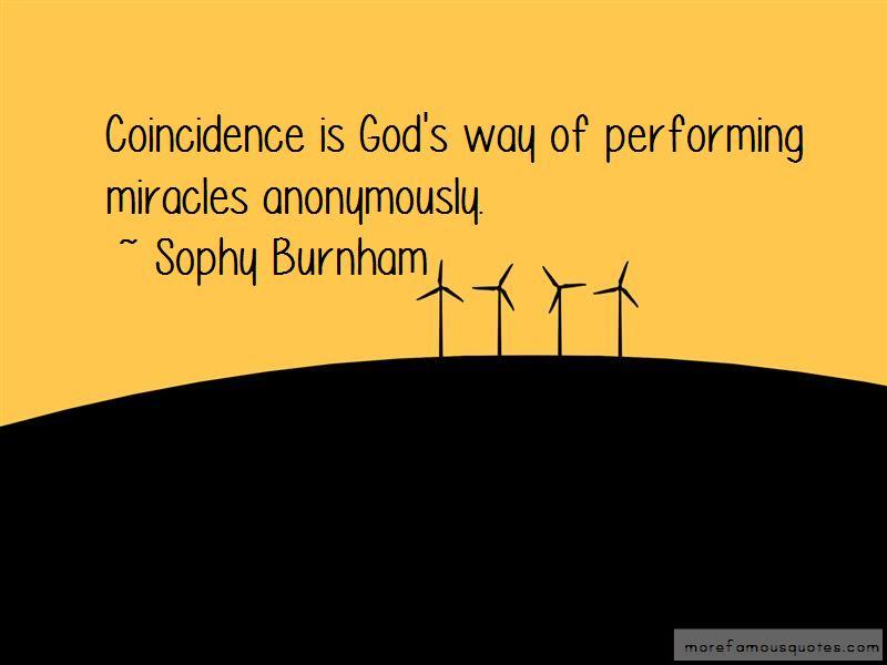 Sophy Burnham Quotes Pictures 3