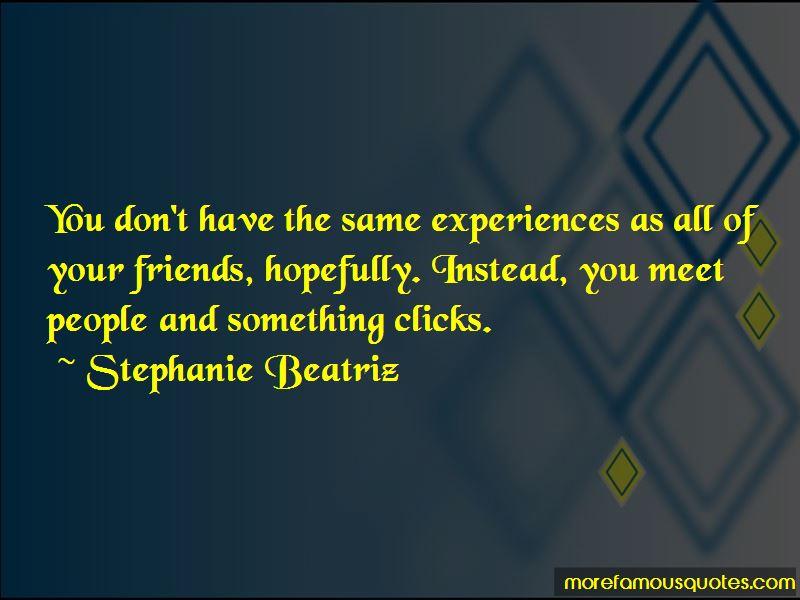 Stephanie Beatriz Quotes Pictures 2