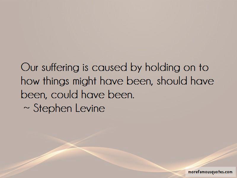 Stephen Levine Quotes Pictures 2