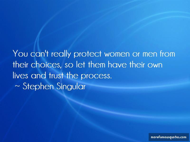 Stephen Singular Quotes