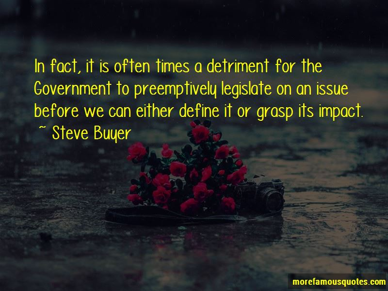 Steve Buyer Quotes Pictures 2