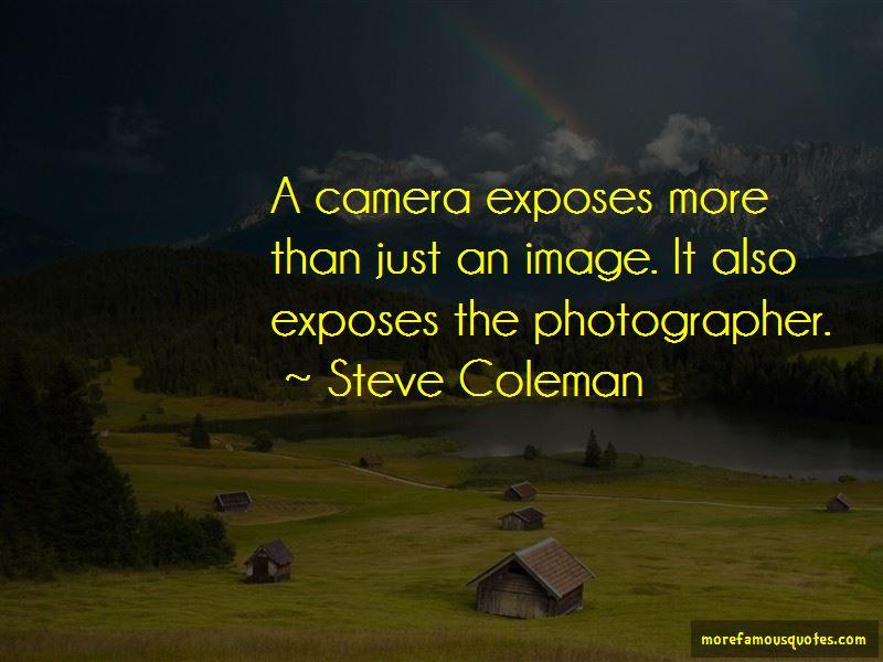 Steve Coleman Quotes