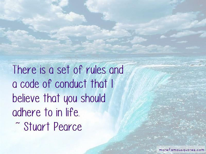 Stuart Pearce Quotes