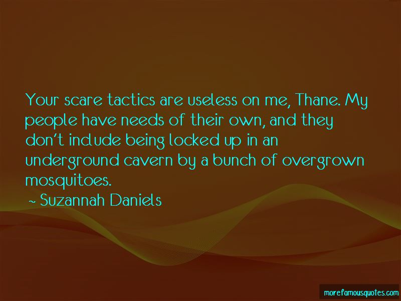 Suzannah Daniels Quotes Pictures 4