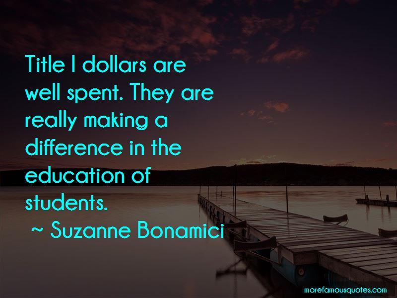 Suzanne Bonamici Quotes Pictures 3