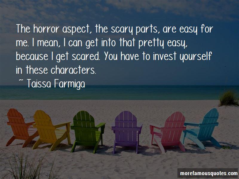 Taissa Farmiga Quotes Pictures 3