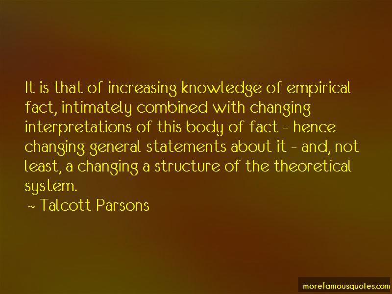 Talcott Parsons Quotes Pictures 3