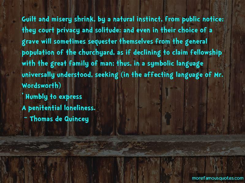 Thomas De Quincey Quotes Pictures 3