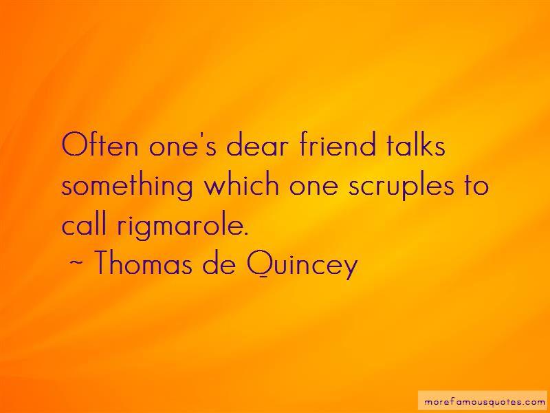 Thomas De Quincey Quotes Pictures 4