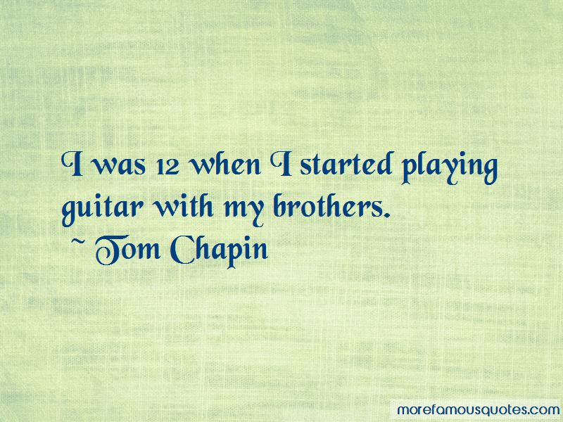 Tom Chapin Quotes Pictures 4