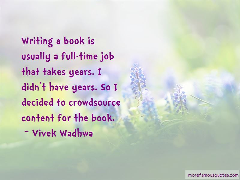 Vivek Wadhwa Quotes Pictures 4