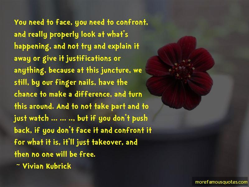 Vivian Kubrick Quotes