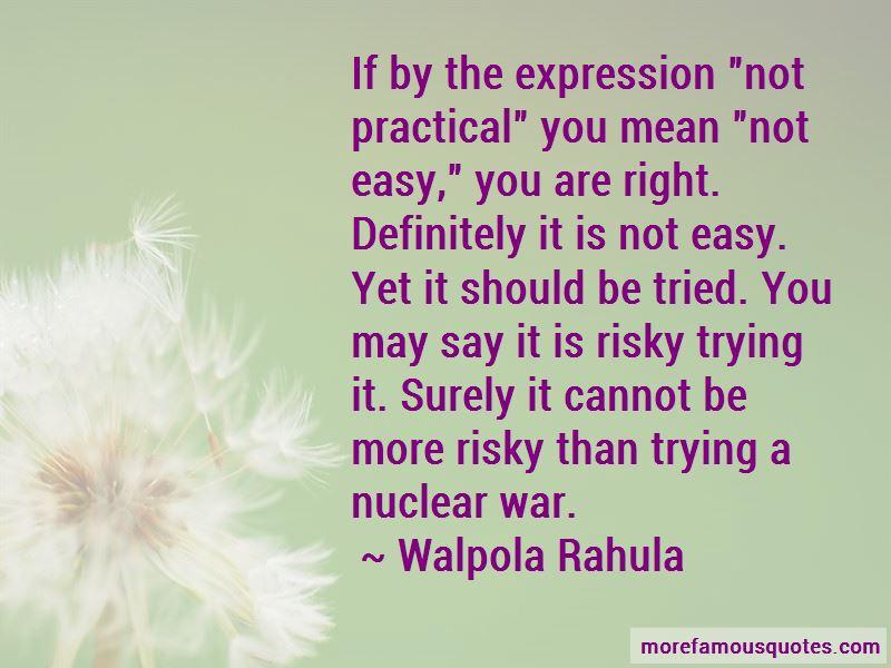 Walpola Rahula Quotes Pictures 2