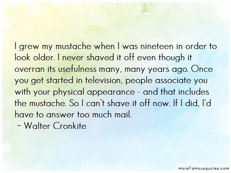 Walter Cronkite Quotes Pictures 3