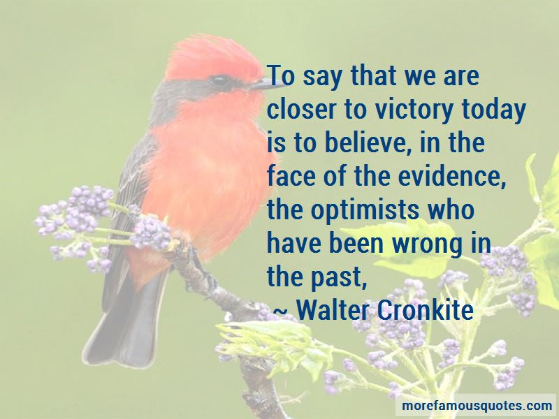 Walter Cronkite Quotes Pictures 4