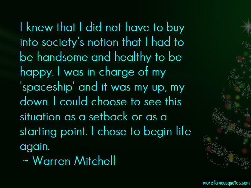 Warren Mitchell Quotes Pictures 3