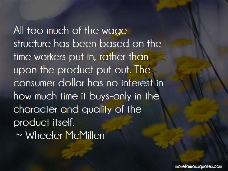 Wheeler McMillen Quotes Pictures 3