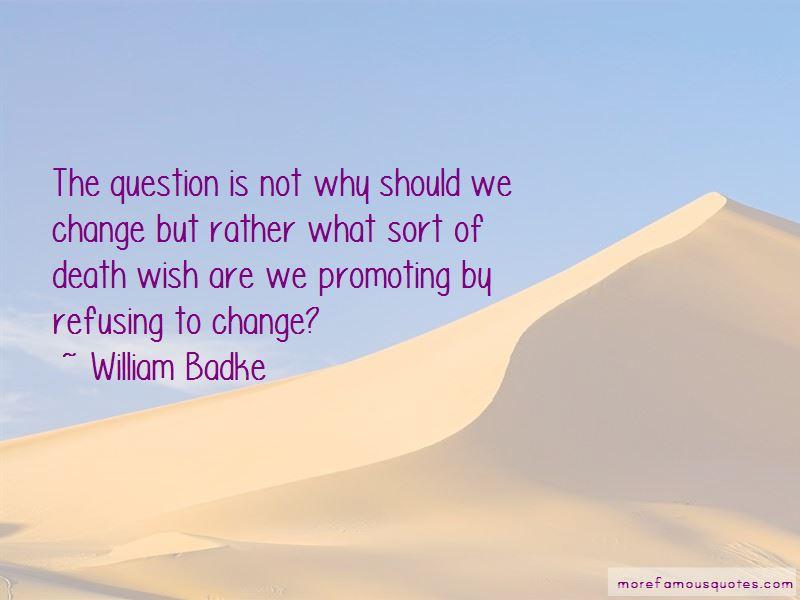William Badke Quotes Pictures 3